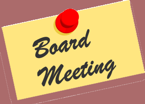 Special Library Board Meeting