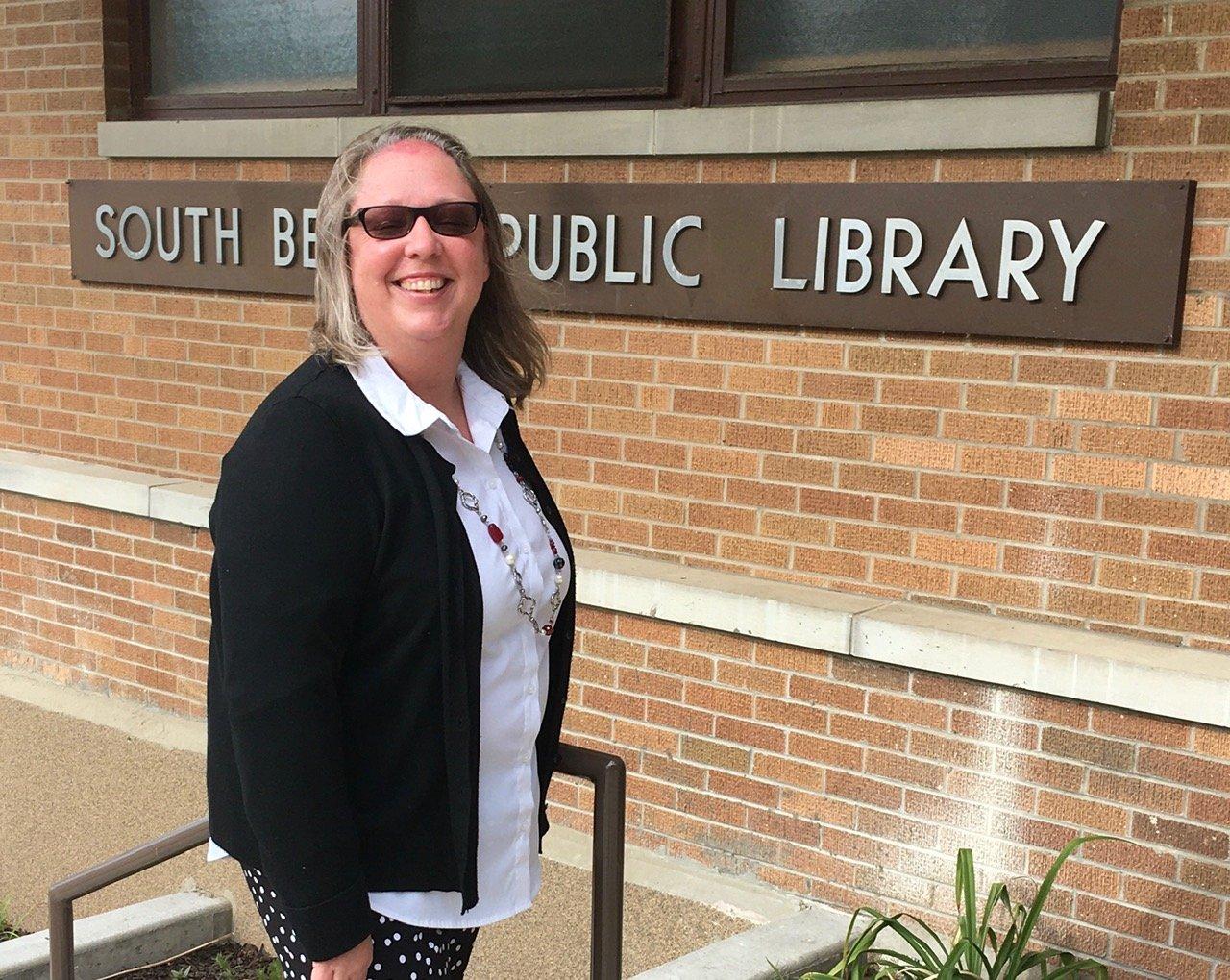 Brenda Weinberg, Library Director